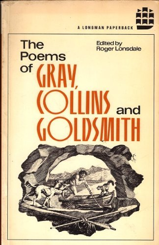 9780582484955: The Poems of Gray, Collins and Goldsmith (Longman Annotated English Poets)