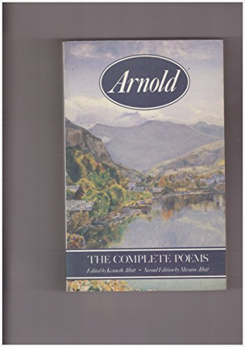 9780582486799: Poems of Matthew Arnold (Longman Annotated English Poets)
