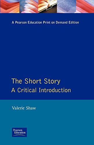 9780582486874: The Short Story: A Critical Introduction