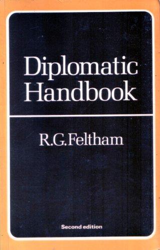 9780582486973: Diplomatic Handbook