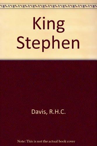 9780582487277: King Stephen (A Longman paperback)