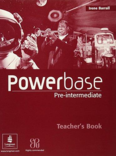 9780582487864: Powerbase Teachers Book Level 3 Powerhouse