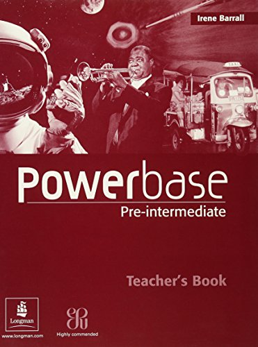 9780582487864: Powerbase Teachers Book Level 3 Powerhouse