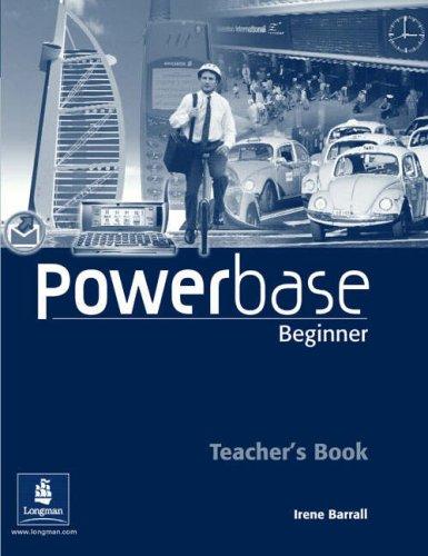 9780582487918: Powerbase Level 1 Teacher's Book (Powerhouse)