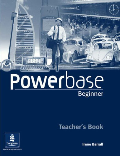 9780582487918: Powerbase Level 1 Teacher's Book (Powerhouse)