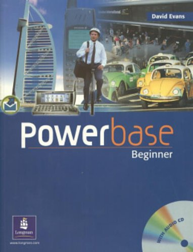 9780582487994: Powerbase. Beginner (+ CD): Beginner Coursebook and Audio CD Pack (Powerhouse)