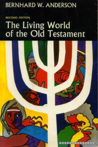 9780582489080: Living World of the Old Testament