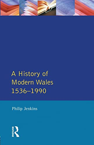 9780582489257: A History of Modern Wales, 1536 1990