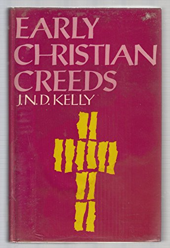 9780582489318: Early Christian Creeds