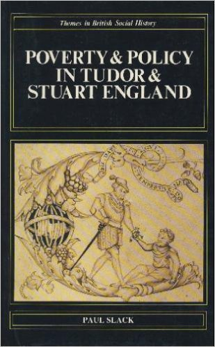 9780582489653: Poverty and Policy in Tudor and Stuart England
