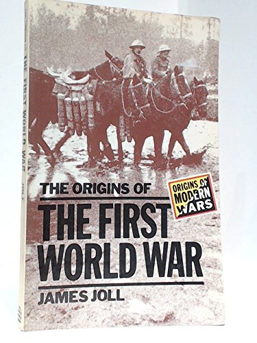 9780582490161: The Origins of the First World War