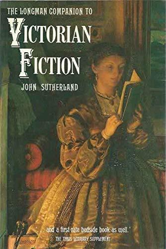 9780582490413: The Longman Companion to Victorian Fiction