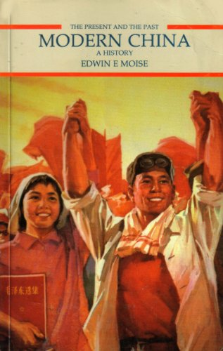 9780582490772: History of Modern China (The Present and the Past)