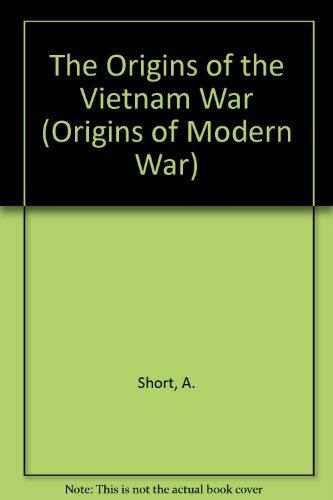 9780582490802: The Origins of the Vietnam War (Origins of Modern Wars)