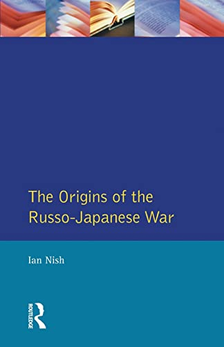 9780582491144: The Origins of the Russo-Japanese War