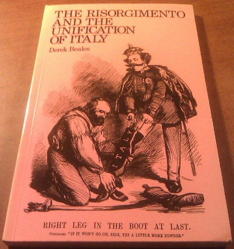 9780582492172: The Risorgimento and the Unification of Italy