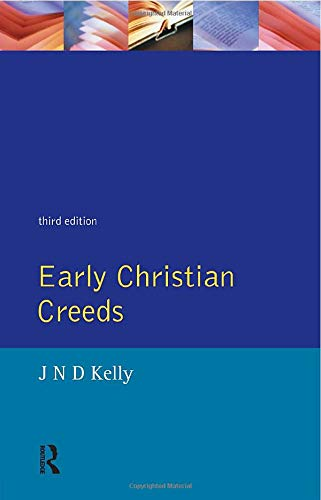 9780582492196: Early Christian Creeds (3rd Edition)