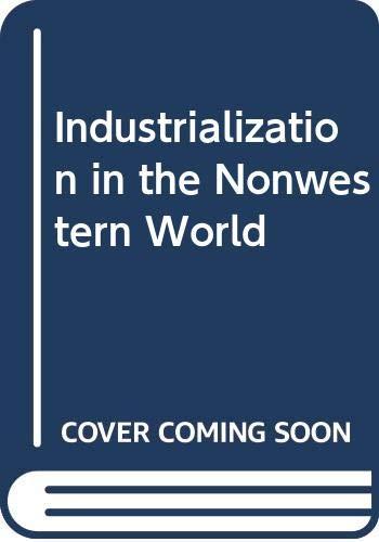 9780582492349: Industrialization in the Nonwestern World