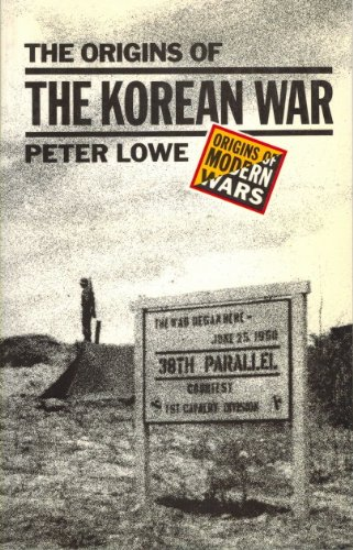 9780582492783: The Origins of the Korean War (Origins of Modern Wars)