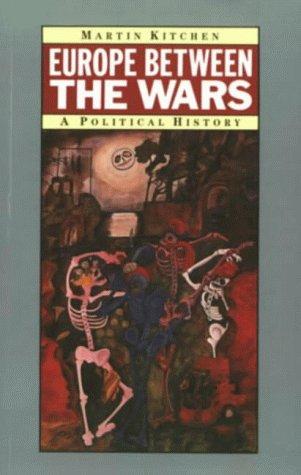 9780582494091: Europe Between the Wars