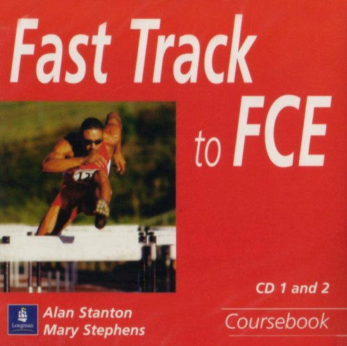 9780582497511: Fast Track to FCE Audio CD 1-2