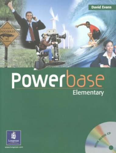9780582497559: Powerbase. Elementary - Students' Book 2 (+ CD): Elementary Coursebook and Audio CD Pack (Powerhouse)