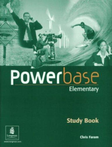 9780582497566: Powerbase. Study book. Per le Scuole superiori: 2