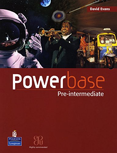 9780582497580: Powerbase. Pre-Intermediate. Students' Book (+ CD): Course Book and Class CD Level 3 (Powerhouse)