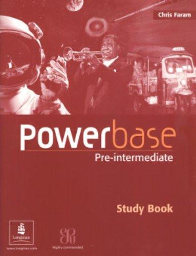 9780582497597: Powerbase. Pre-Intermediate. Workbook: Study Book Level 3 (Powerhouse)