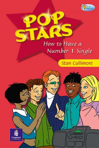 9780582497634: Dreaming of being a Pop Star Non-Fiction 32 pp (Pelican Hi Lo Readers)