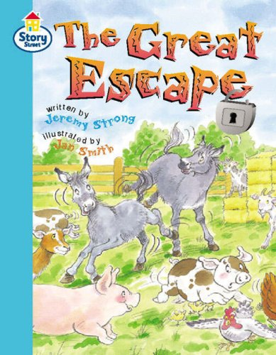 9780582498334: Story Street Fluent Step 10: The Great Escape (Pack of Six) (LITERACY LAND)