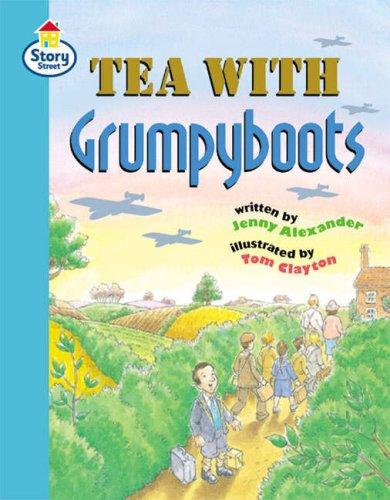 9780582498341: Tea with Grumpyboots (Literacy Land)