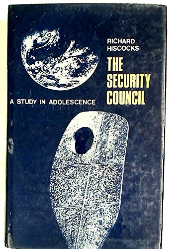 9780582500204: The Security Council