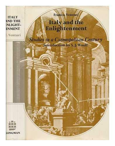 9780582500334: Italy and the Enlightenment: Studies in a Cosmopolitan Century