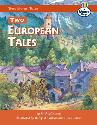 "9780582500808: Two European Tales: ""Bare Hands"" and ""William"" (Literacy Land)"