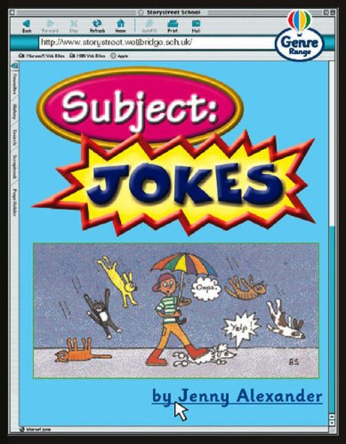 9780582500839: Genre Range: Fluent Readers: Subject:Jokes (Pack of Six) (LITERACY LAND)