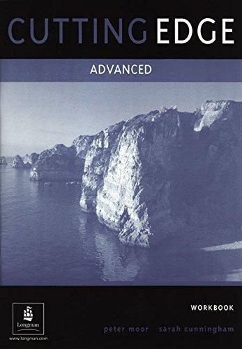 Cutting Edge Advanced Workbook No Key: A: Moor, Peter