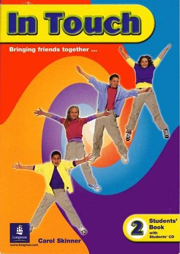 In Touch Student Book/CD Pack 2 (Friends): Kilbey, Liz