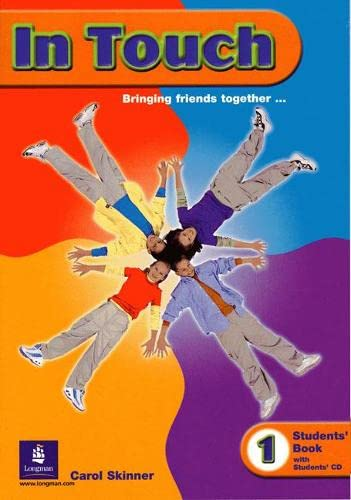 9780582501959: In Touch Student Book/CD Pack 1 (Friends)