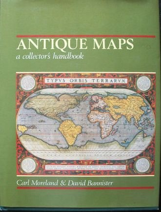 9780582503069: Antique Maps: A Collector's Handbook