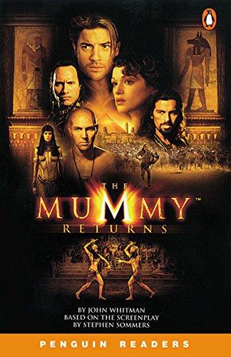 9780582503816: The Mummy Returns Book & Cassette: Level 2 (Penguin Readers (Graded Readers))