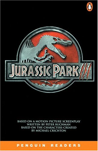9780582503823: Jurassic Park 3 (Penguin Readers, Level 2)