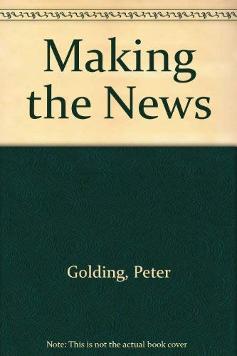 9780582504608: Making the News