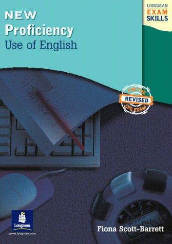 9780582504776: Longman Exam Skills: Students' Book: Proficiency Use of English