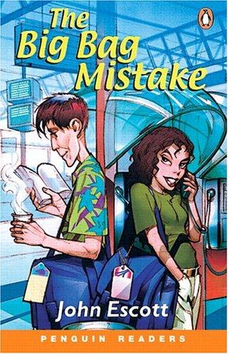 9780582504981: The Big Bag Mistake (Penguin Readers, EasyStarts)