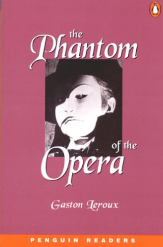 9780582505025: The Phantom of the Opera (Penguin Readers (Graded Readers))