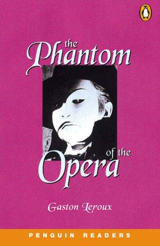 9780582505049: The Phantom of the Opera Book & Cassette (Penguin Readers (Graded Readers))