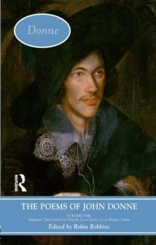 9780582505766: 1: The Poems of John Donne: Volume One