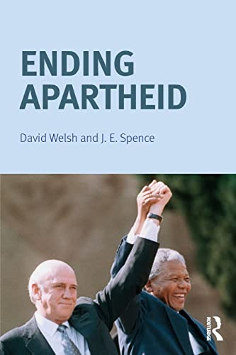 9780582505988: Ending Apartheid (Turning Points)