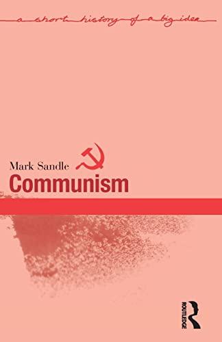 9780582506039: Communism